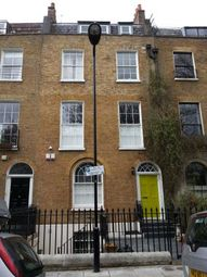 Thumbnail 4 bed terraced house to rent in Clapton Square, London