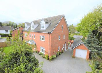 Thumbnail 6 bed detached house for sale in Station Road, Rossett, Wrexham