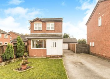 Thumbnail 3 bed detached house for sale in Poppleton Way, Tingley, Wakefield