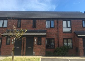 Thumbnail 2 bed terraced house for sale in Harbour Walk, Barry