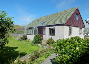 Thumbnail 3 bed detached house for sale in Whiteness, Shetland