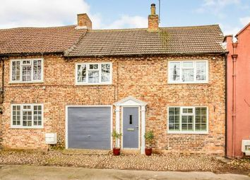 Thumbnail 3 bed terraced house for sale in The Green, Brompton, Northallerton
