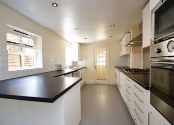 Thumbnail 4 bed terraced house to rent in Khyber Road, London