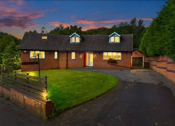 Thumbnail 4 bed detached house for sale in Leek Brook Junction, Leek