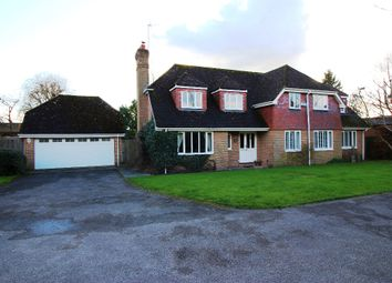 Thumbnail 4 bed detached house for sale in Long Mill Lane, St. Mary's Platt