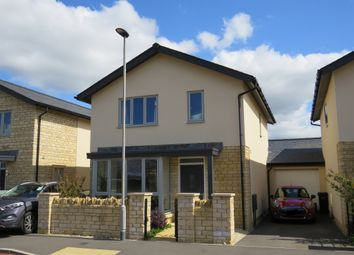 Beckford Drive, Lansdown, Bath BA1. 3 bed link-detached house for sale