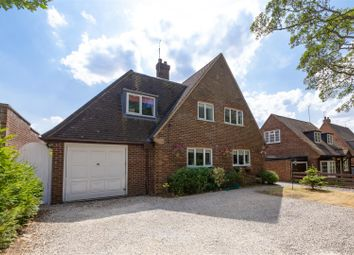 Thumbnail 4 bed detached house for sale in Wilbury Road, Letchworth Garden City