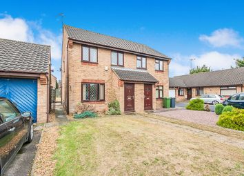 Thumbnail 3 bed semi-detached house for sale in Hoylake Drive, Farcet, Peterborough