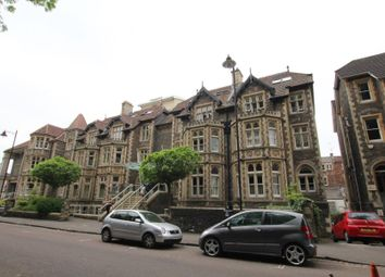Thumbnail 2 bedroom flat to rent in Elmdale Road, Tyndalls Park, Bristol