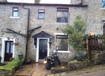 Thumbnail 3 bed terraced house for sale in Step Row, Weir, Lancashire