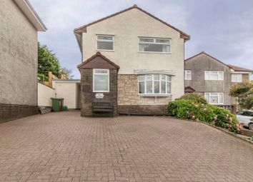 Thumbnail 3 bed detached house for sale in Cader Idris Close, Risca, Newport
