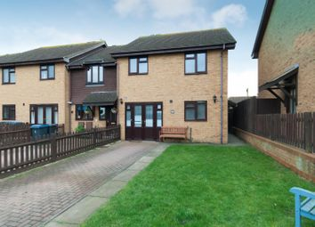 Thumbnail 3 bed end terrace house for sale in Becket Close, Deal