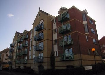 Thumbnail 1 bed flat to rent in Abbotsford House, Maritime Quarter, Swansea
