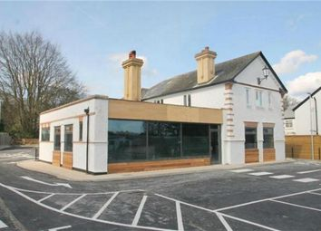 Thumbnail 3 bed flat to rent in London Road, Bagshot, Surrey