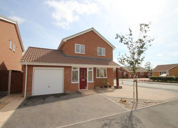 Thumbnail 3 bed detached house for sale in Cornflower Drive, Highcliffe