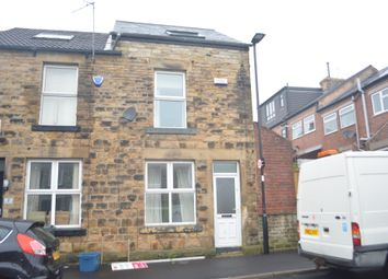 Thumbnail 4 bed terraced house to rent in Bosworth Street, Crookes, Sheffield