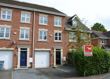 Thumbnail 3 bed terraced house for sale in Langford Gardens, Grantham