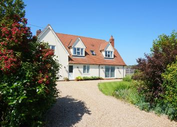Thumbnail 4 bed link-detached house for sale in Hungerdown Lane, Lawford, Manningtree, Essex