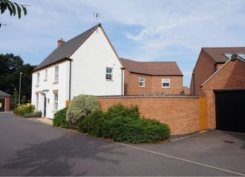 Thumbnail 3 bed detached house for sale in Fenny Copse Lane, Quorn
