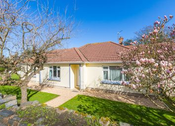 Thumbnail 4 bed detached bungalow for sale in Route De Cobo, Castel, Guernsey