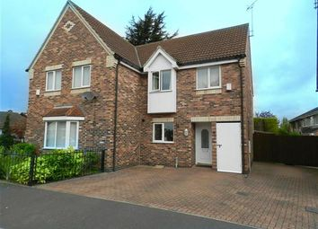 Thumbnail 3 bed semi-detached house for sale in Torkard Court, Hucknall, Nottingham