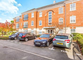 Thumbnail 2 bed flat for sale in Appleby House Priory Walk, Hinckley