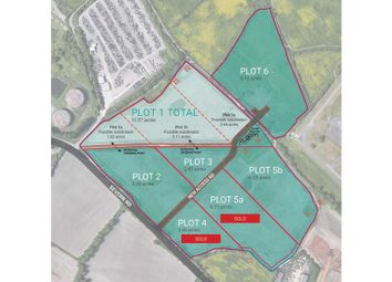 Thumbnail Land for sale in Central Park, Western Approach, Avonmouth, Bristol, Avon, England