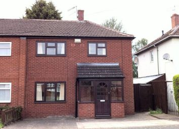 Thumbnail 3 bed semi-detached house to rent in Drake Avenue, Worcester