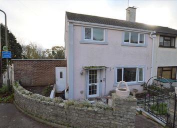Thumbnail 3 bed semi-detached house for sale in Howard Close, Chelston, Torquay, Devon