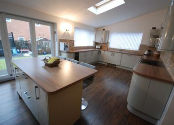 Thumbnail 5 bedroom detached house for sale in Carnoustie Close, Ashington