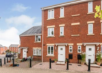 Thumbnail 4 bed town house for sale in Unicorn Street, Exeter