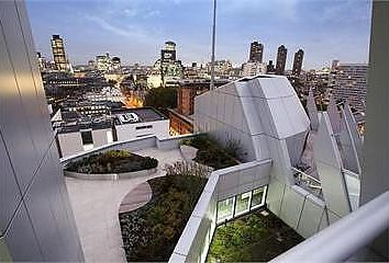 Thumbnail 1 bed property for sale in Bezier Apartments, London