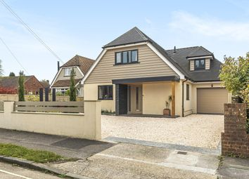 Thumbnail 4 bed detached house for sale in Ashburnham Close, Chichester