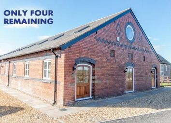 Thumbnail 3 bed barn conversion for sale in Cornish Hall Barns, Holt, Wrexham