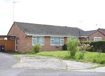 Thumbnail 2 bed semi-detached bungalow for sale in Avondale Gardens, Gillingham