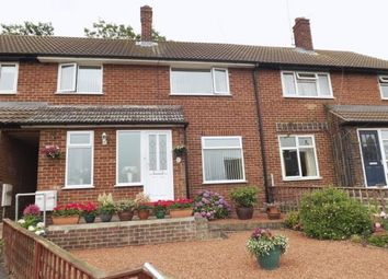 Thumbnail 3 bed terraced house for sale in Manor Crescent, Knaresborough, North Yorkshire