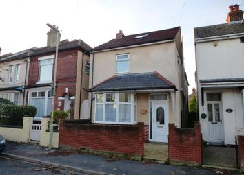 Thumbnail 4 bed detached house for sale in Grove Road, Gosport