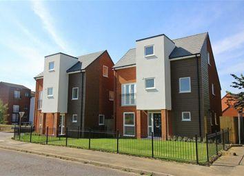 Thumbnail 5 bedroom detached house for sale in Walker Avenue, Wolverton Mill, Milton Keynes