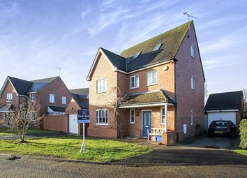 Thumbnail 4 bed detached house for sale in John Ford Way, Arclid, Sandbach