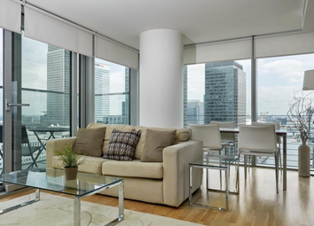 Thumbnail 2 bed flat to rent in Marsh Wall, Canary Wharf