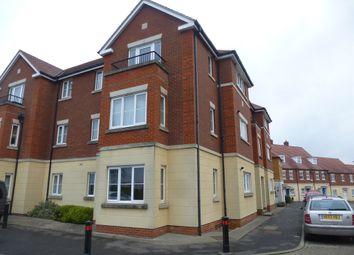 Thumbnail 2 bed flat for sale in Brigadier Gardens, Ashford