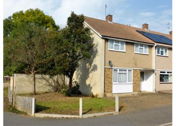 Thumbnail 3 bed semi-detached house for sale in Nether Priors, Basildon