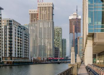 Thumbnail 2 bedroom flat for sale in The Wardian, East Tower, Canary Wharf, London