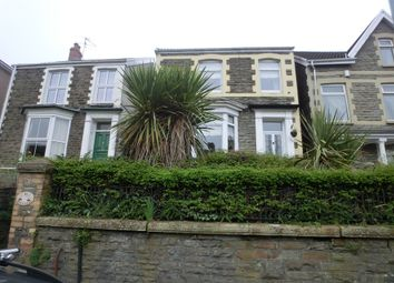 Thumbnail 3 bed detached house for sale in Lewis Road, Neath
