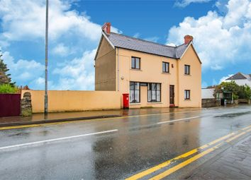 Thumbnail 4 bed detached house for sale in Carmarthen Road, Kilgetty, Pembrokeshire