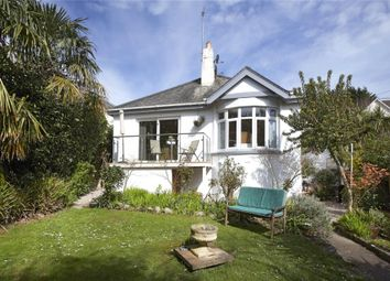 Thumbnail 3 bed detached bungalow for sale in Thurlow Road, Torquay, Devon
