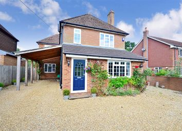 Thumbnail 4 bedroom detached house for sale in Ulcombe Hill, Ulcombe, Maidstone, Kent