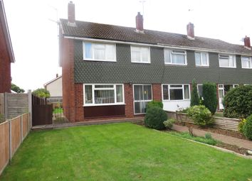 Thumbnail 3 bed end terrace house for sale in Greenfield Park, Portishead, Bristol