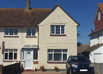 Thumbnail 3 bed end terrace house for sale in Eastbourne Road, Pevensey Bay