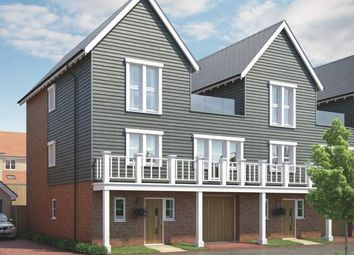 Thumbnail 4 bedroom town house for sale in The Winchester At St Michael's Hurst, Barker Close, Bishop'S Stortford, Hertfordshire